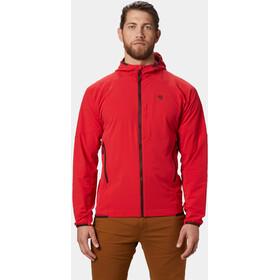 Mountain Hardwear Chockstone Miehet takki , punainen